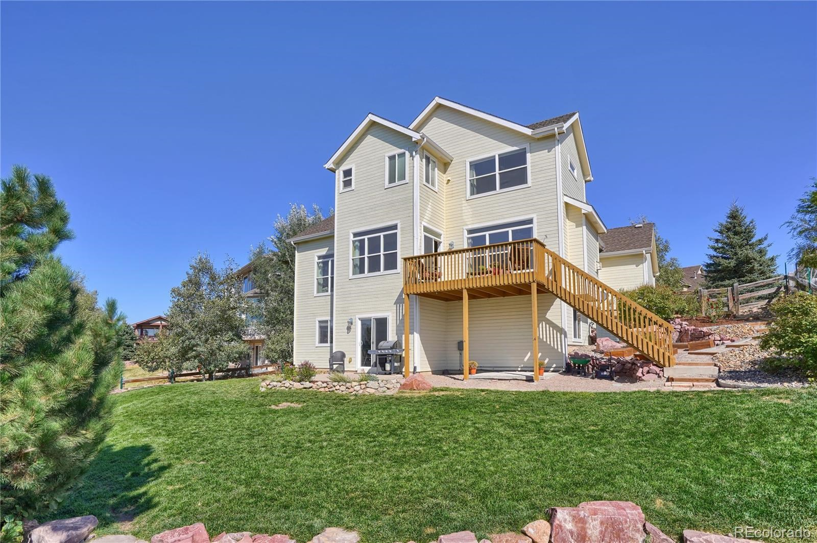 MLS# 1711572 - 33 - 333 Green Rock Place, Monument, CO 80132
