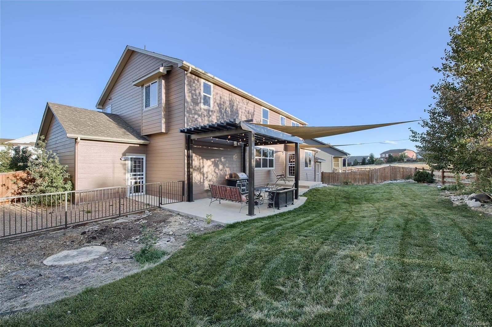 MLS# 1714569 - 2307  Paint Pony Circle, Castle Rock, CO 80108