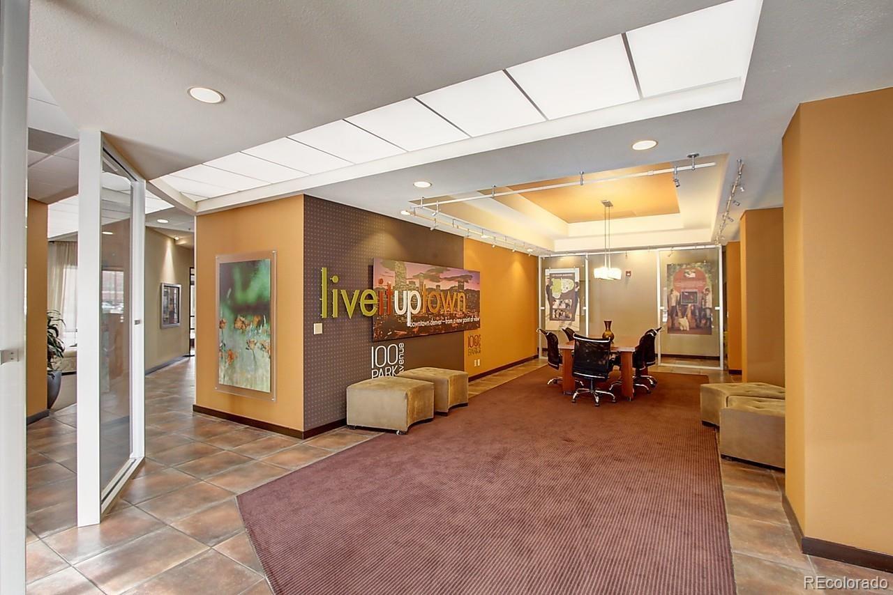 MLS# 1779971 - 32 - 100 Park Avenue #1207, Denver, CO 80205