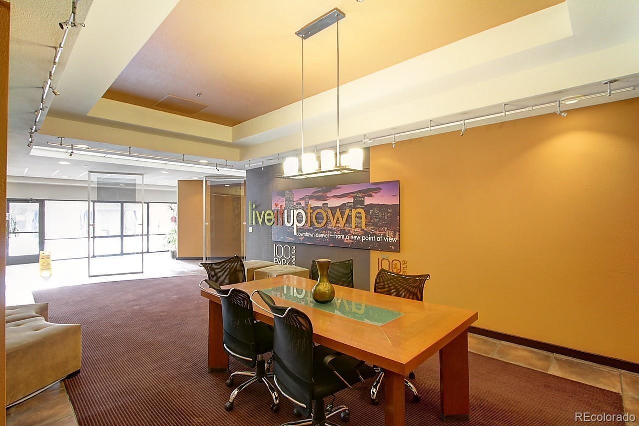 MLS# 1779971 - 33 - 100 Park Avenue #1207, Denver, CO 80205