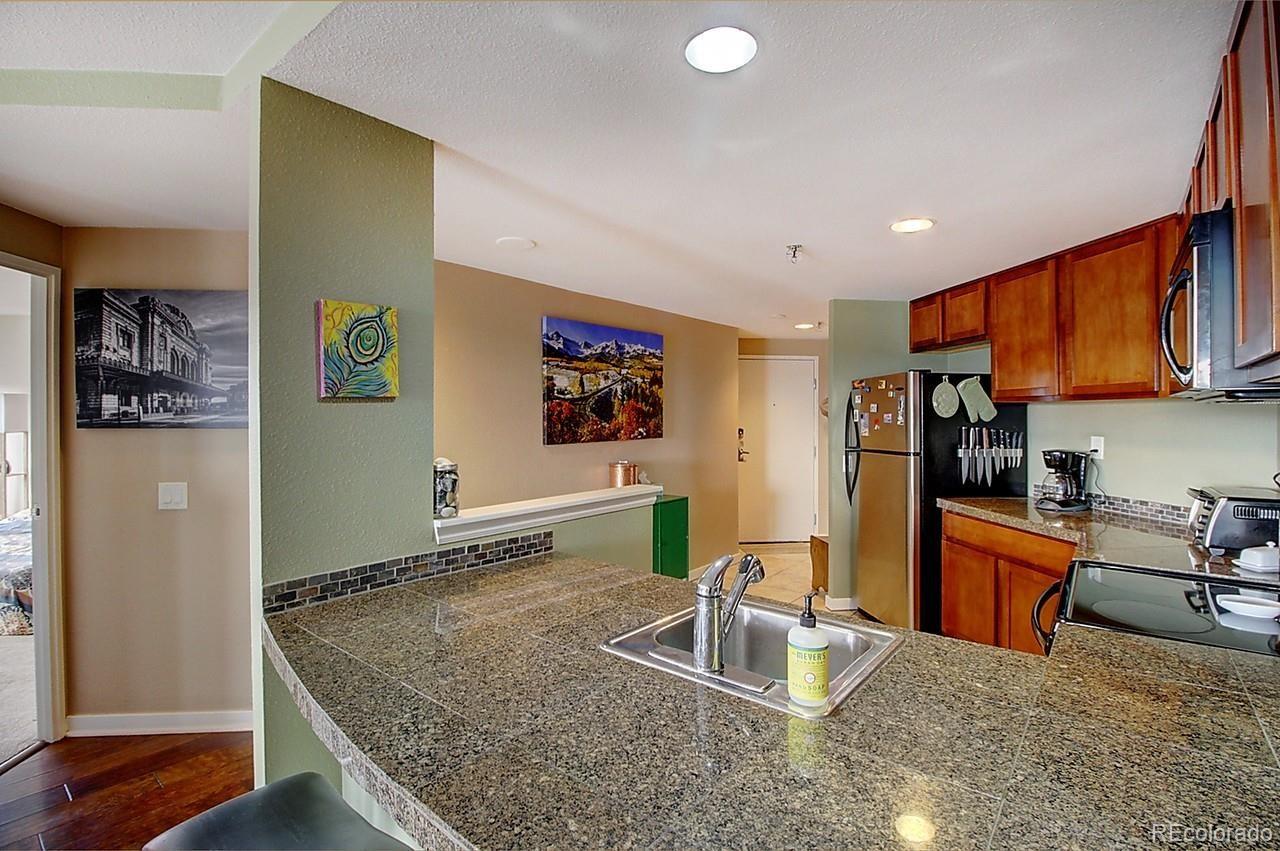 MLS# 1779971 - 6 - 100 Park Avenue #1207, Denver, CO 80205