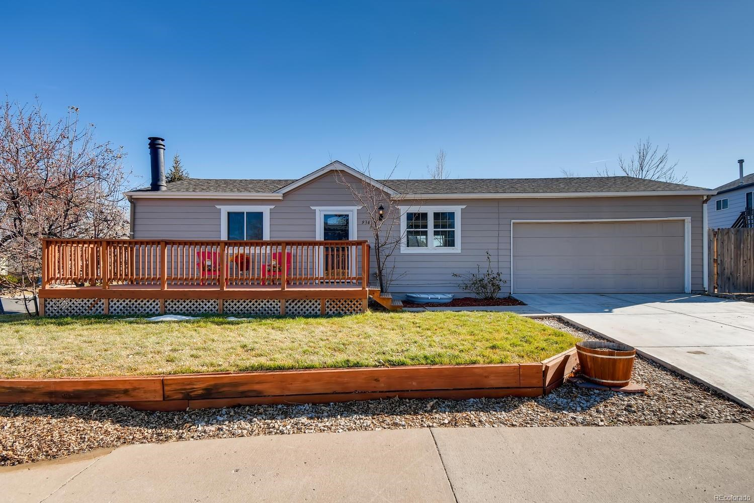 MLS# 1793055 - 2 - 9345 W 100th Circle, Westminster, CO 80021