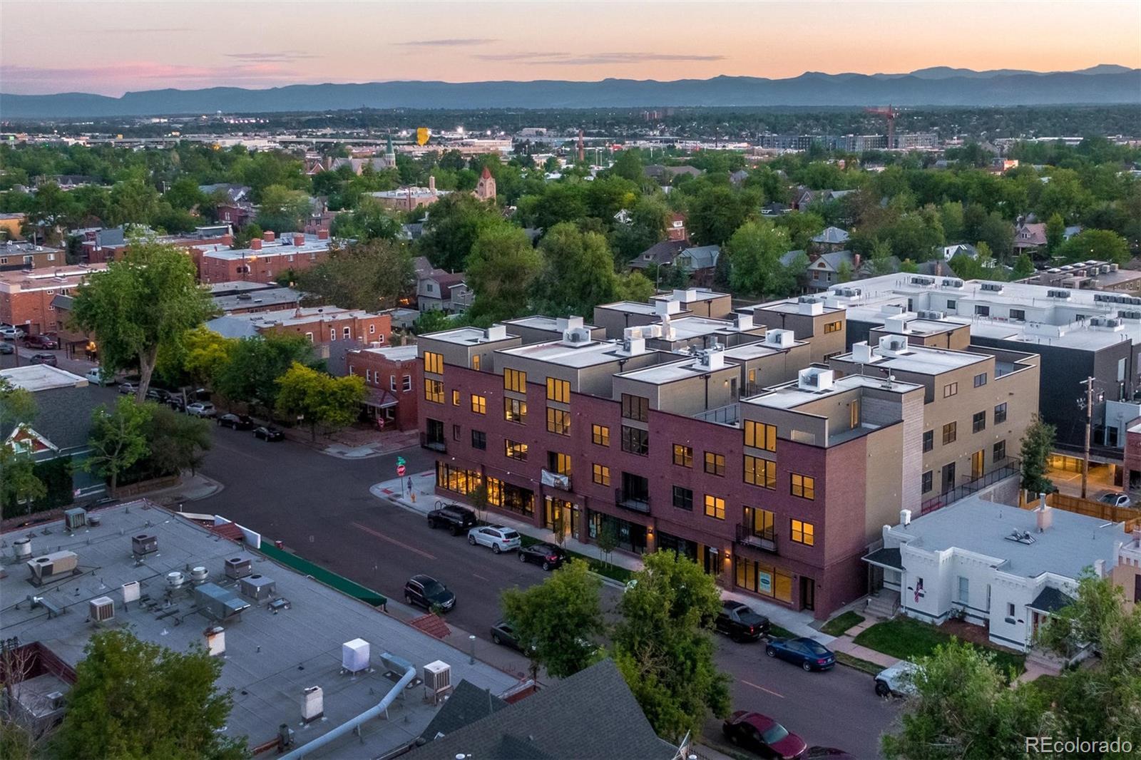 MLS# 1803611 - 2 - 431 E Bayaud Avenue #214, Denver, CO 80209