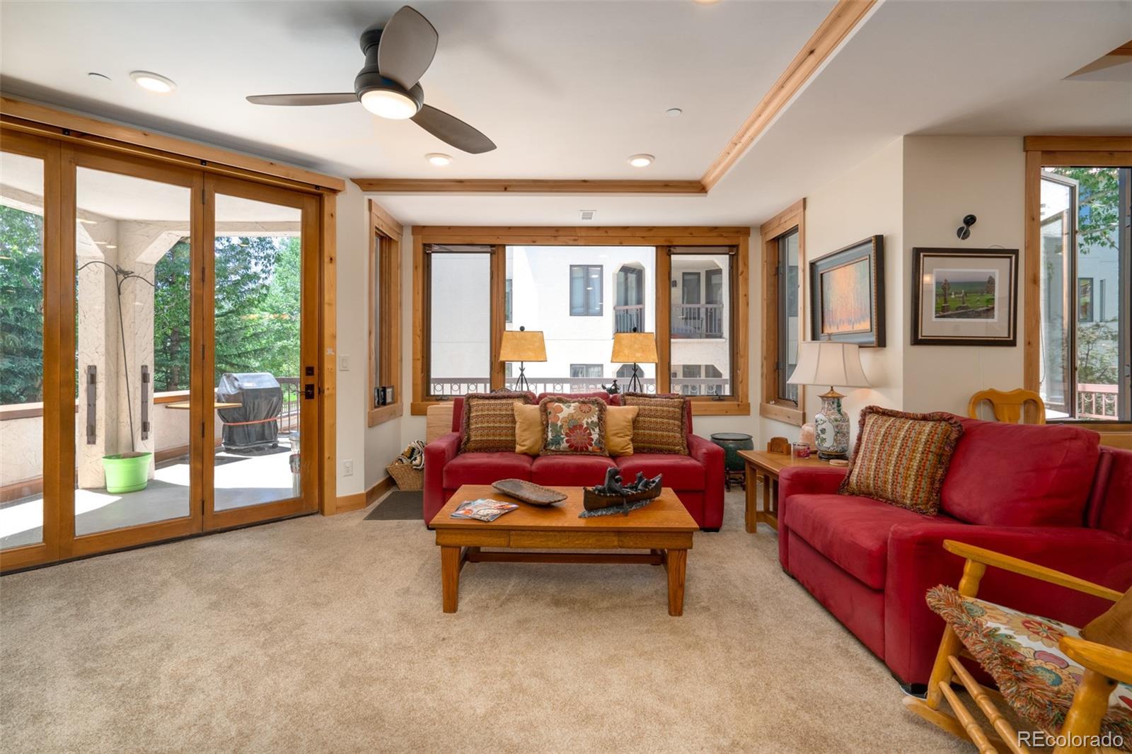 MLS# 1828561 - 2 - 2800 Eagleridge Drive #B-2, Steamboat Springs, CO 80487