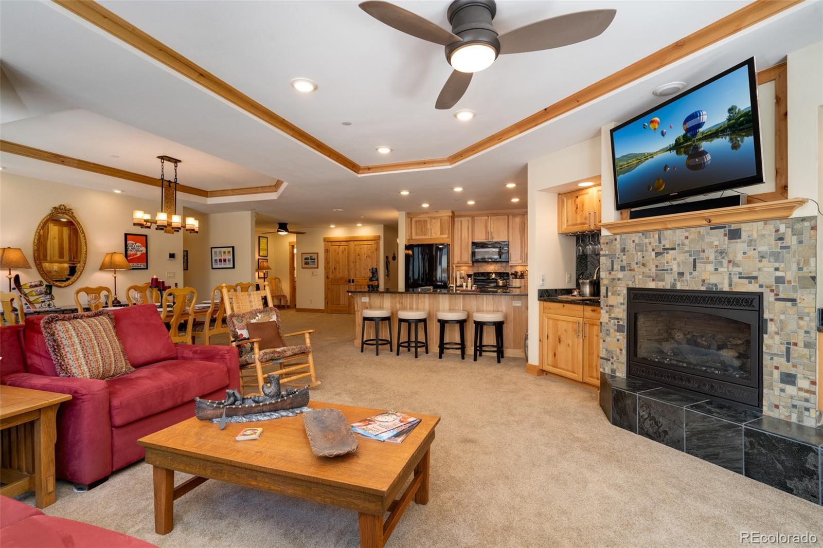 MLS# 1828561 - 3 - 2800 Eagleridge Drive #B-2, Steamboat Springs, CO 80487