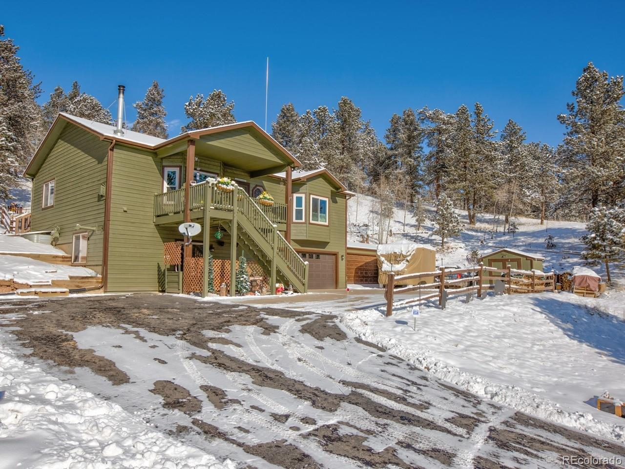 MLS# 1846801 - 2 - 449 Twin Lakes Drive, Divide, CO 80814
