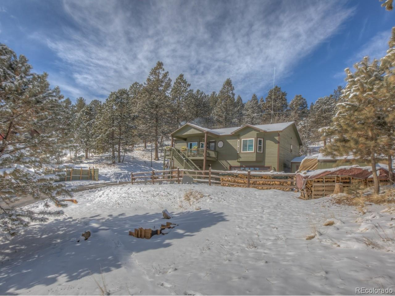 MLS# 1846801 - 37 - 449 Twin Lakes Drive, Divide, CO 80814