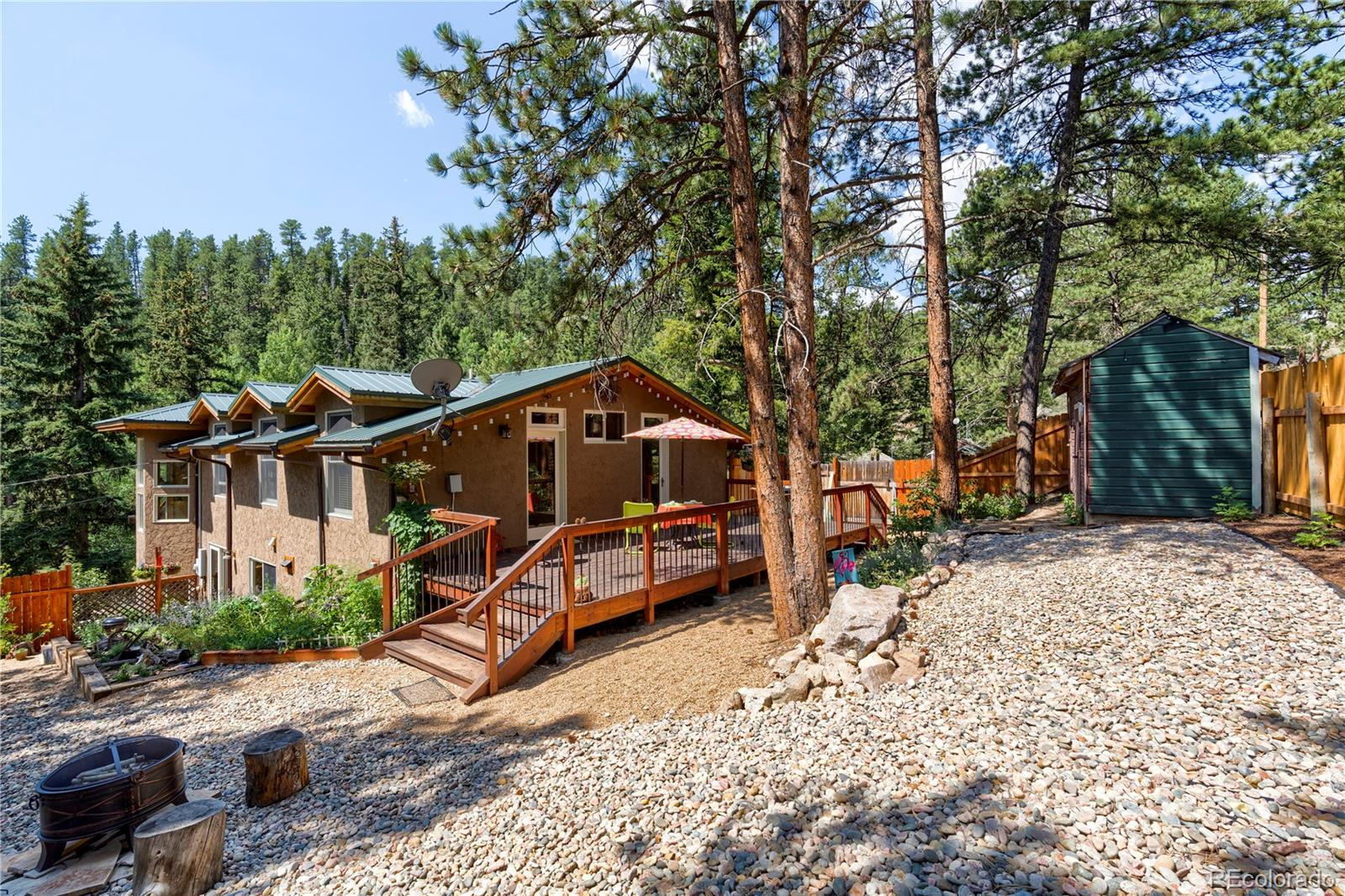 MLS# 1900649 - 11 - 55 Fox Creek Road, Glen Haven, CO 80532
