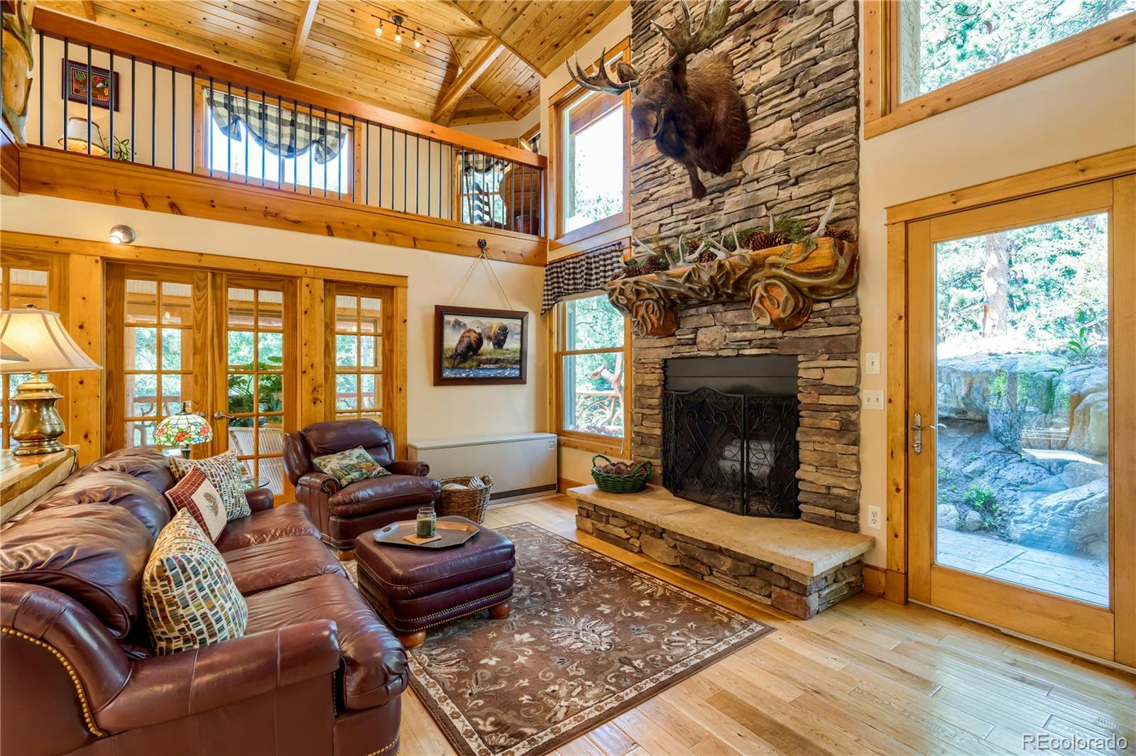 MLS# 1900649 - 14 - 55 Fox Creek Road, Glen Haven, CO 80532