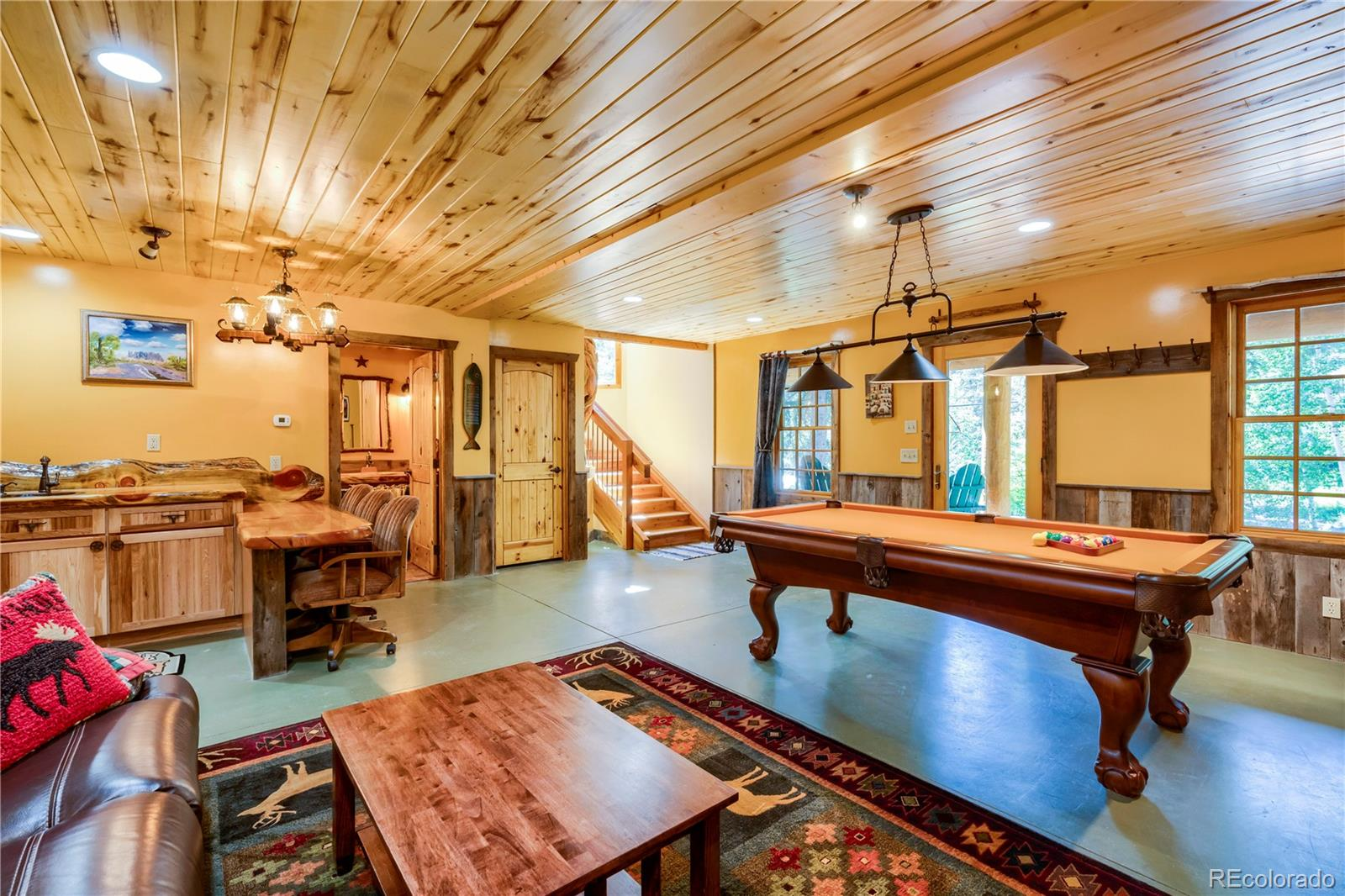 MLS# 1900649 - 34 - 55 Fox Creek Road, Glen Haven, CO 80532