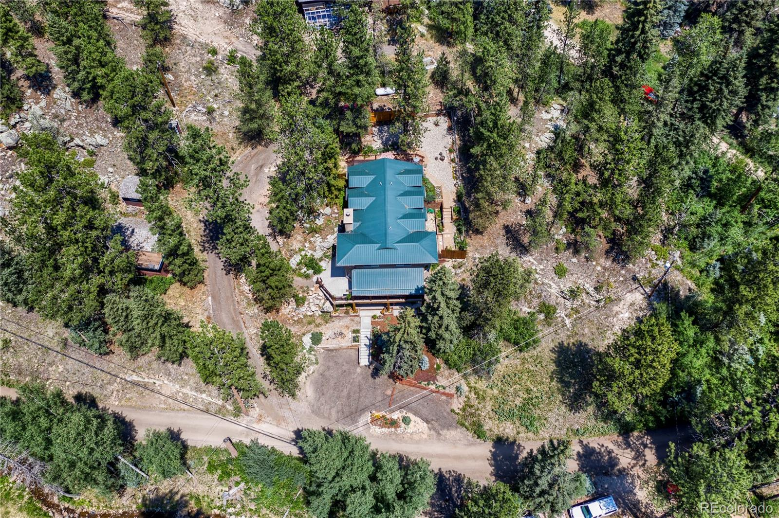 MLS# 1900649 - 38 - 55 Fox Creek Road, Glen Haven, CO 80532