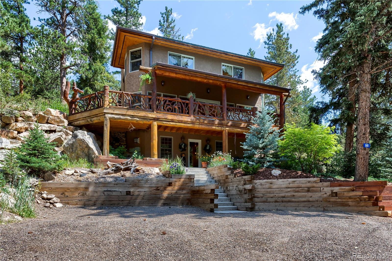 MLS# 1900649 - 6 - 55 Fox Creek Road, Glen Haven, CO 80532