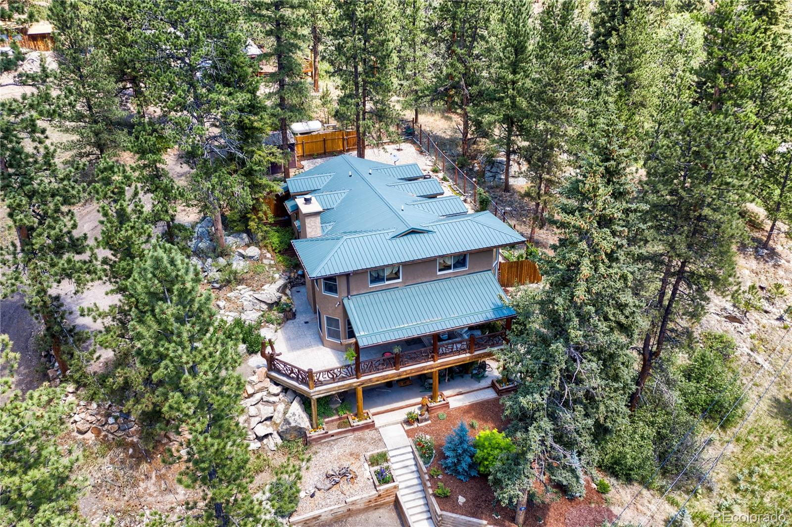 MLS# 1900649 - 8 - 55 Fox Creek Road, Glen Haven, CO 80532