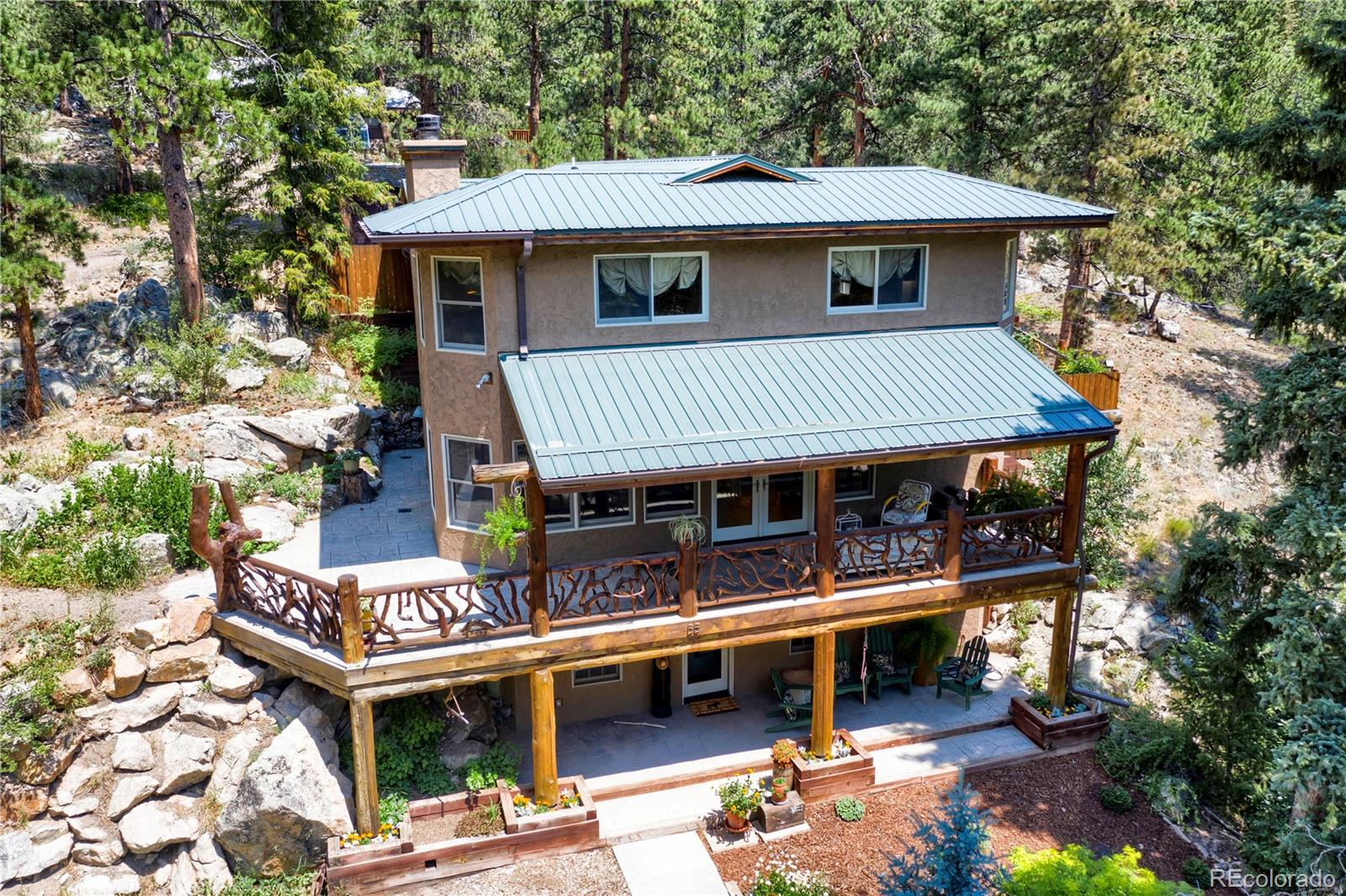MLS# 1900649 - 10 - 55 Fox Creek Road, Glen Haven, CO 80532