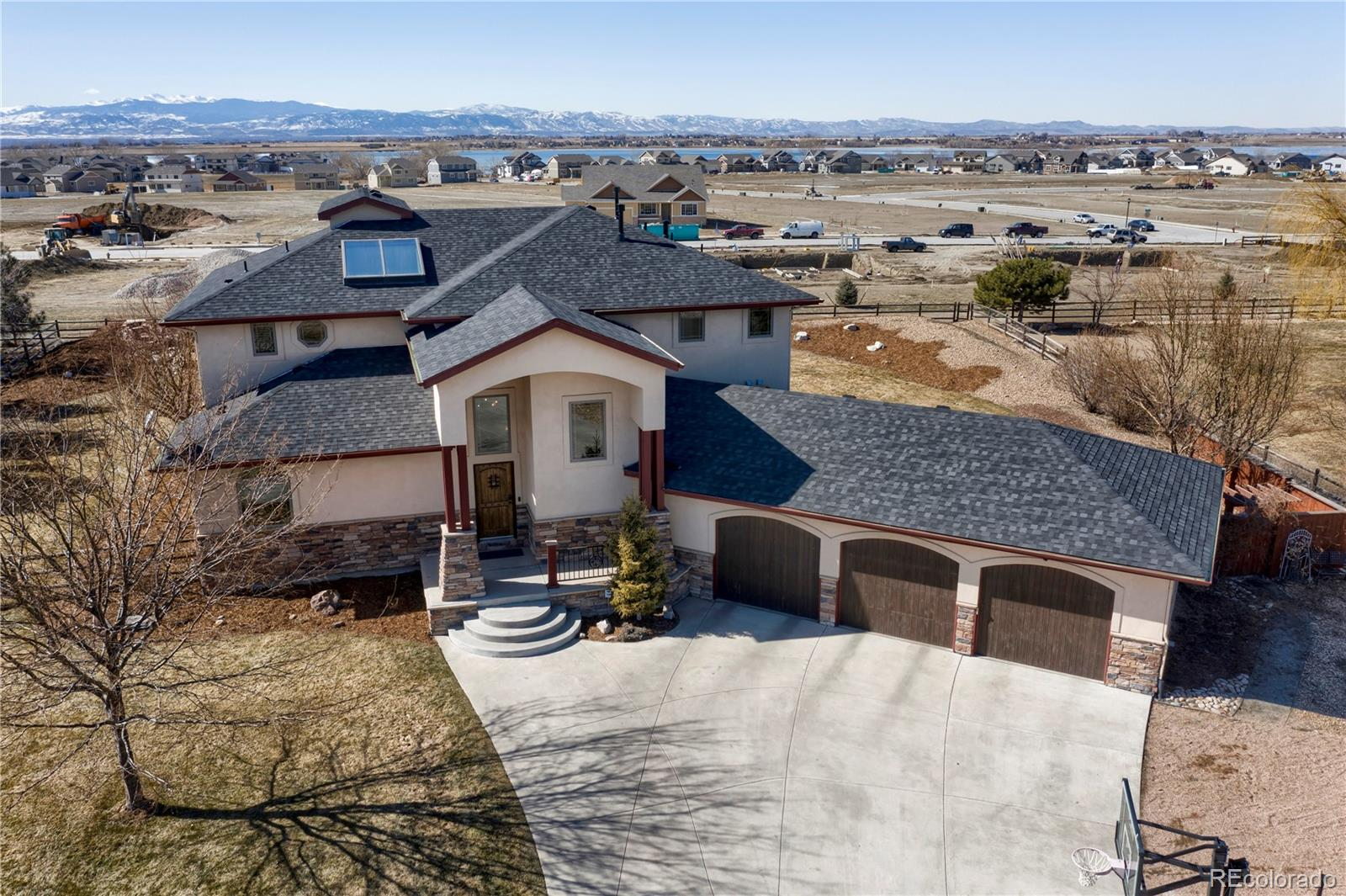 MLS# 1925108 - 1445 Red Fox Circle, Severance, CO 80550