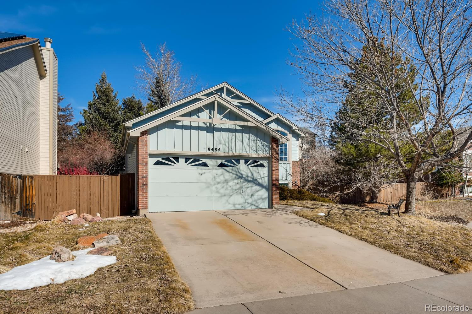 MLS# 1997025 - 2 - 9484 Palisade Court, Highlands Ranch, CO 80130