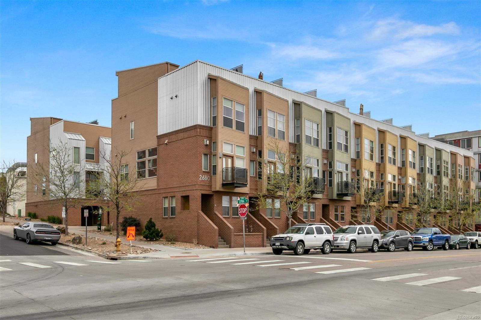 MLS# 2004221 - 30 - 2680 Blake Street #18, Denver, CO 80205