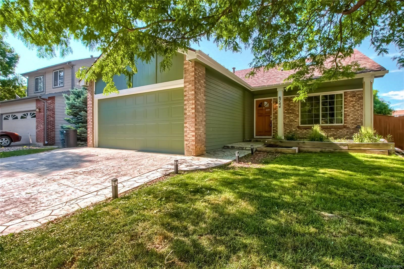 MLS# 2004721 - 2 - 6744 Amherst Court, Highlands Ranch, CO 80130