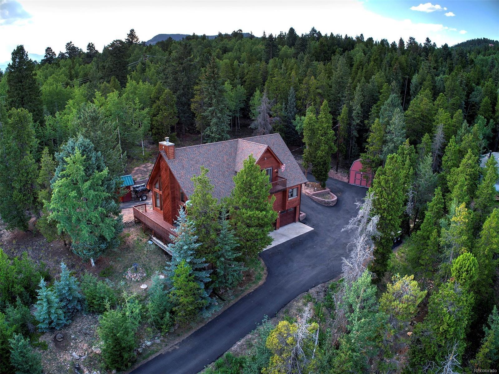 MLS# 2011592 - 39 - 11374 Pauls Drive, Conifer, CO 80433