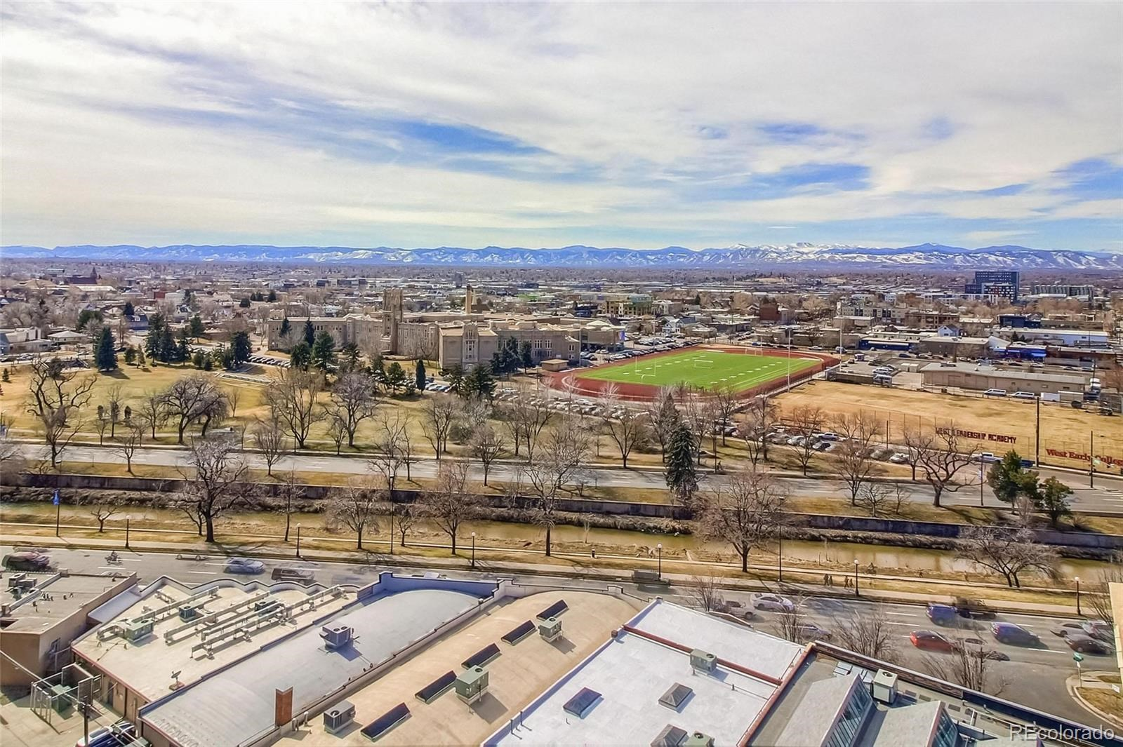 MLS# 2032865 - 300 W 11th Avenue #14C, Denver, CO 80204