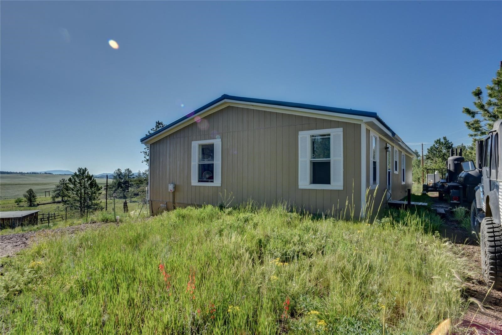 MLS# 2049077 - 1 - 4470  Campfire Road, Hartsel, CO 80449
