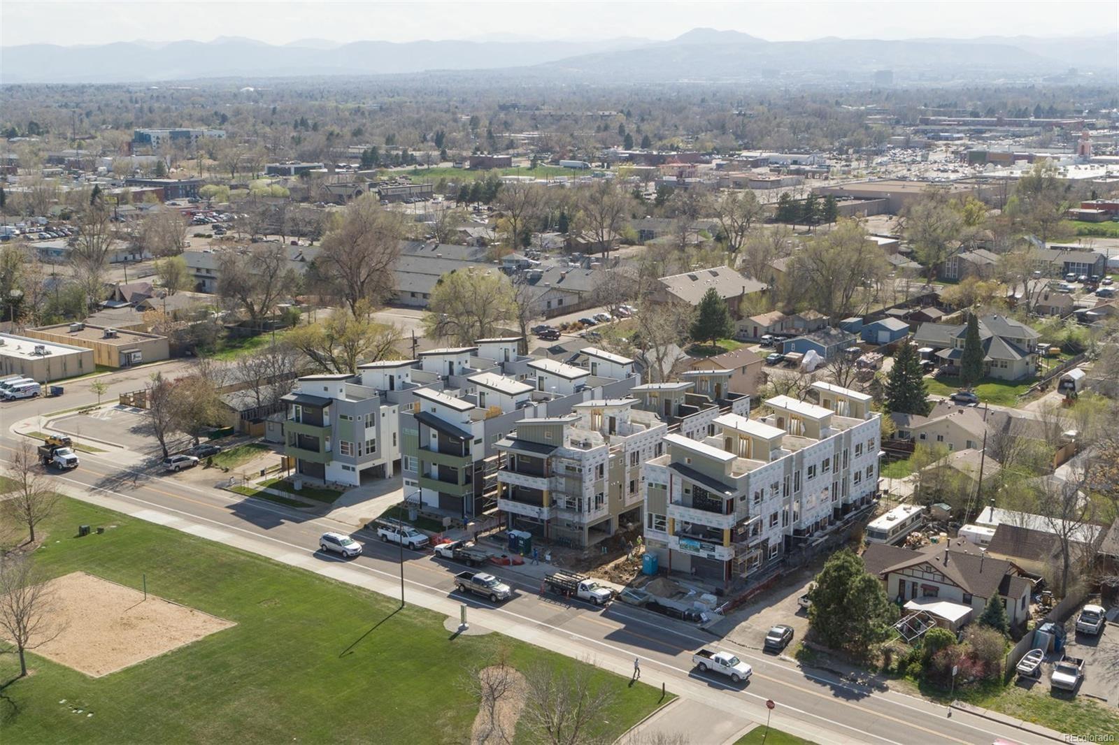 MLS# 2060609 - 33 - 1635 Harlan Street #5, Lakewood, CO 80214