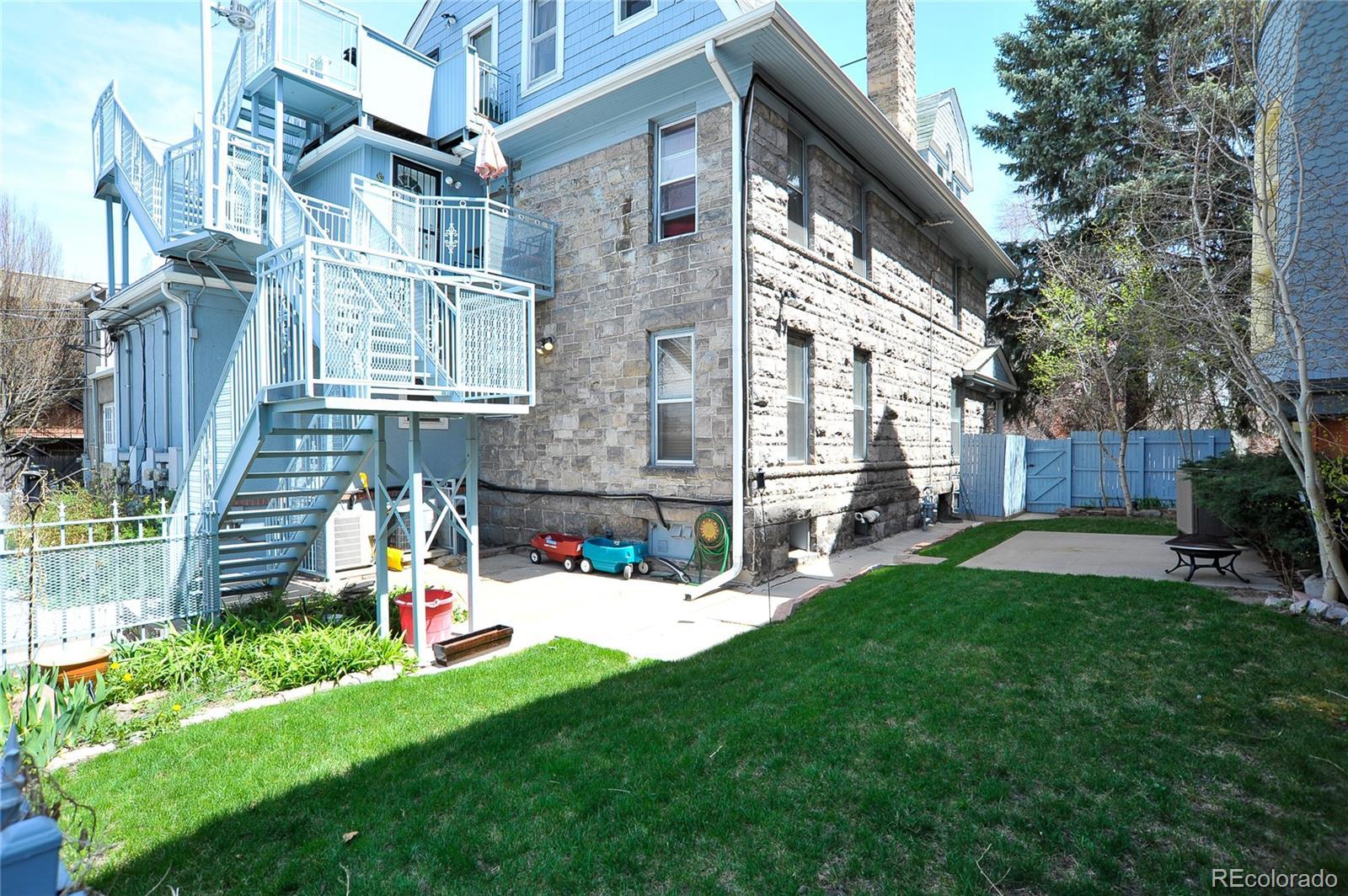MLS# 2070888 - 25 - 1441 Vine Street #3, Denver, CO 80206