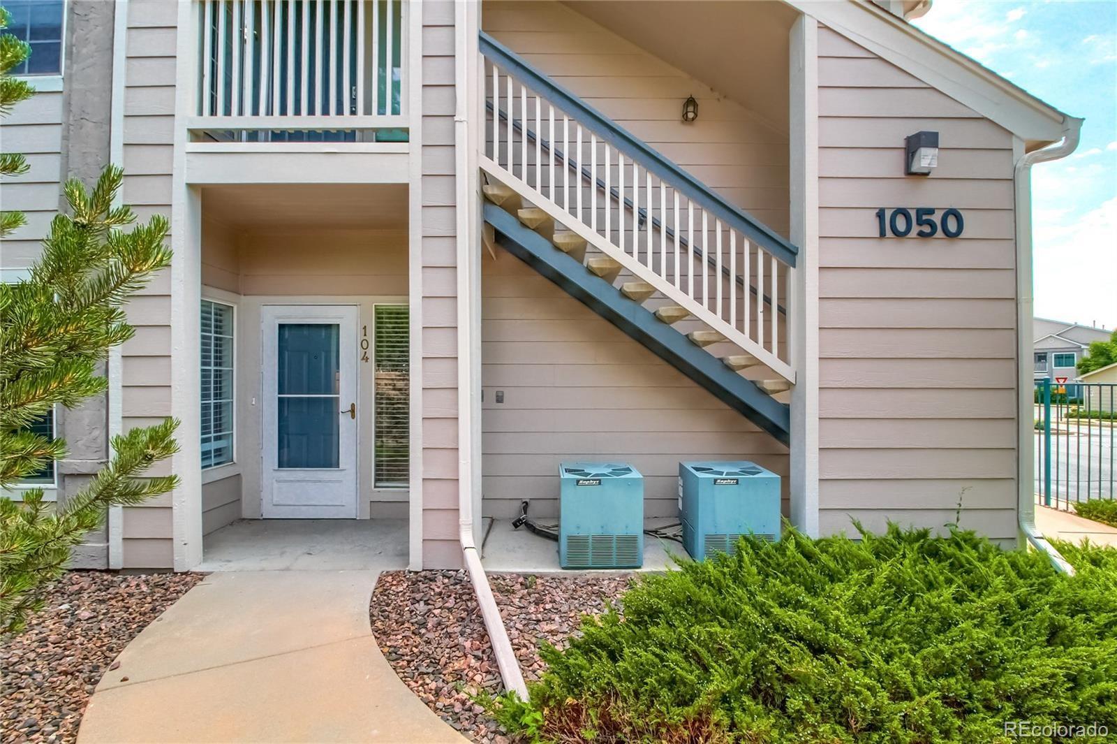 MLS# 2117268 - 3 - 1050 Opal Street #104, Broomfield, CO 80020