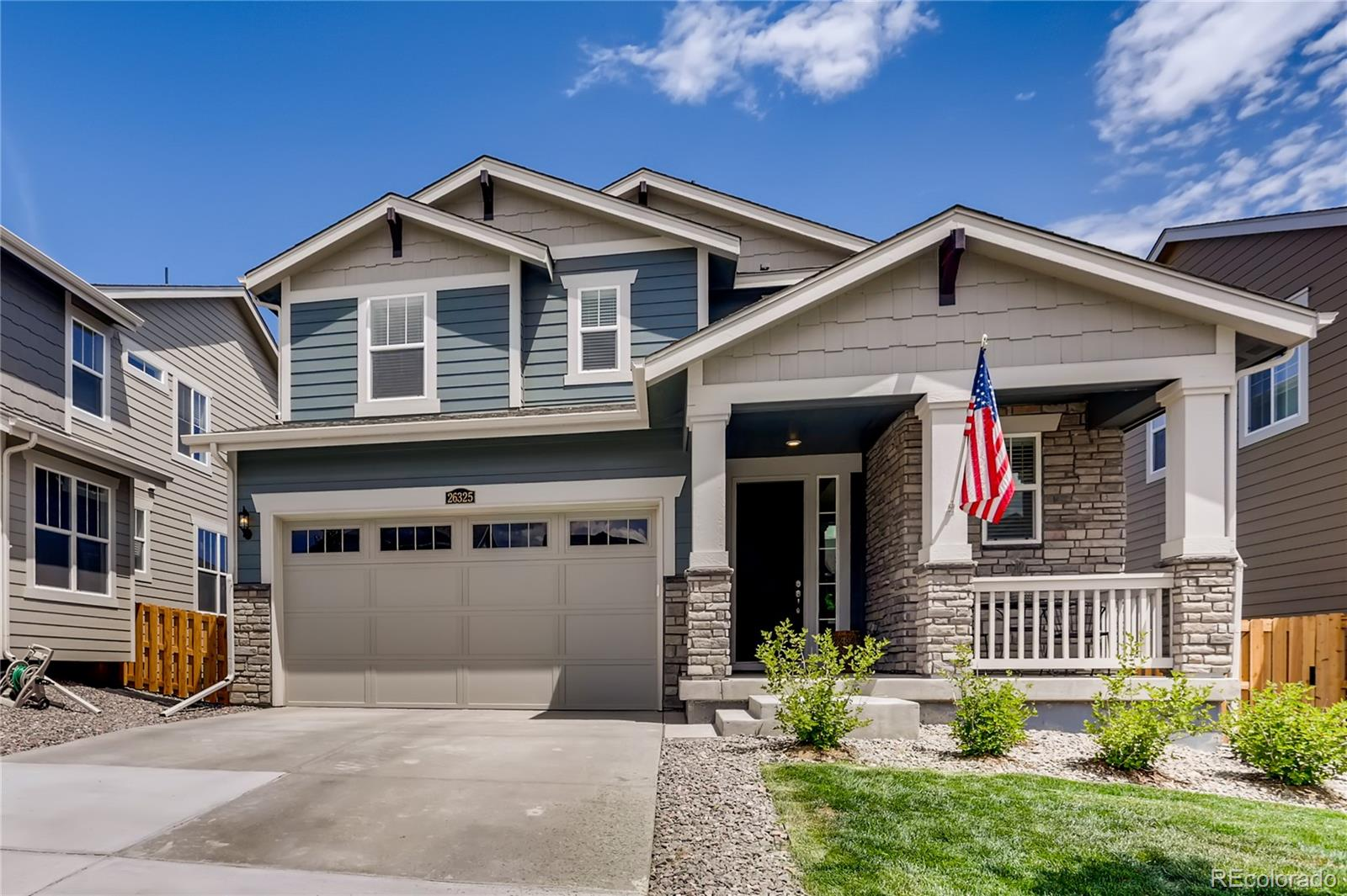 MLS# 2145354 - 2 - 26325 E Canal Place, Aurora, CO 80018