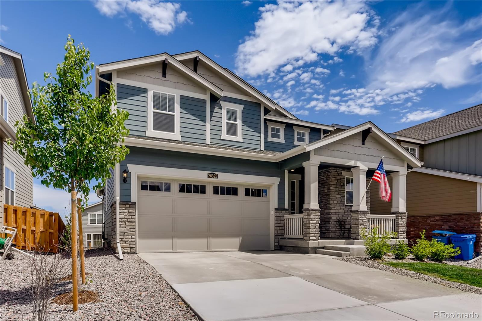 MLS# 2145354 - 3 - 26325 E Canal Place, Aurora, CO 80018
