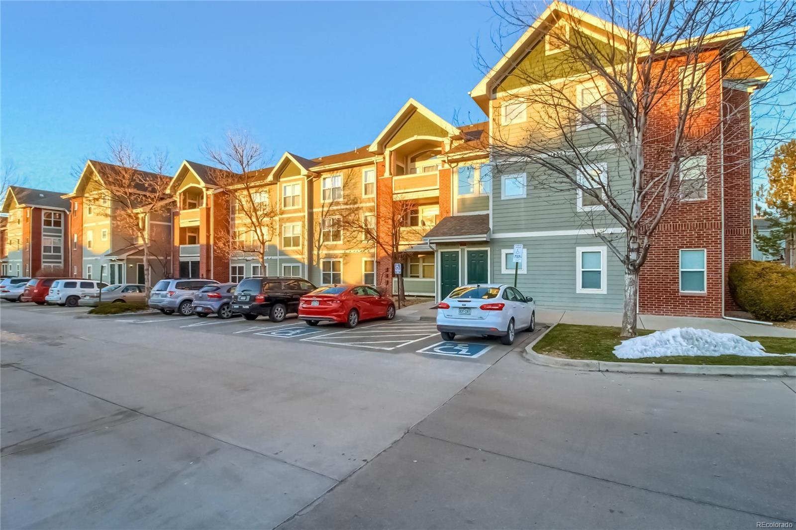 MLS# 2184711 - 3 - 14353 E 1st Drive #104, Aurora, CO 80011