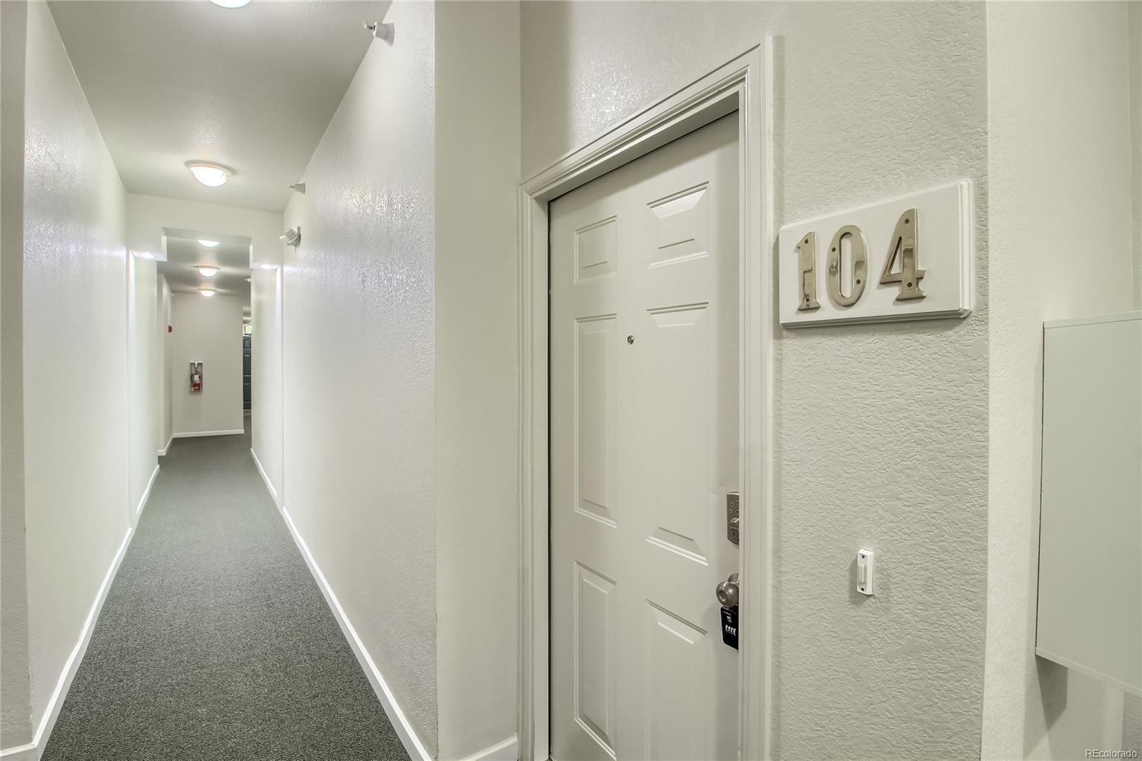 MLS# 2184711 - 33 - 14353 E 1st Drive #104, Aurora, CO 80011