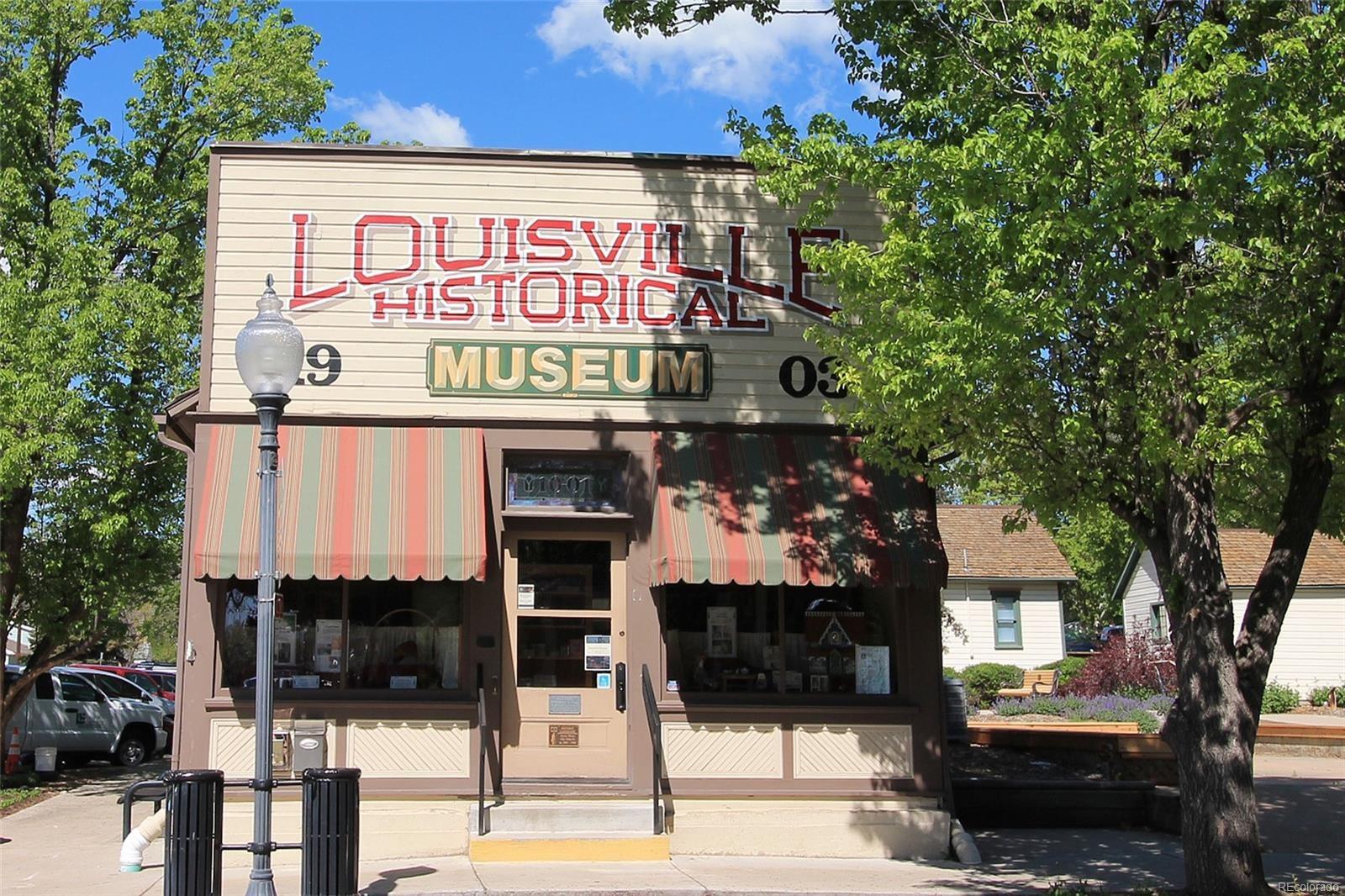 MLS# 2213455 - 1 - 401  West Street, Louisville, CO 80027