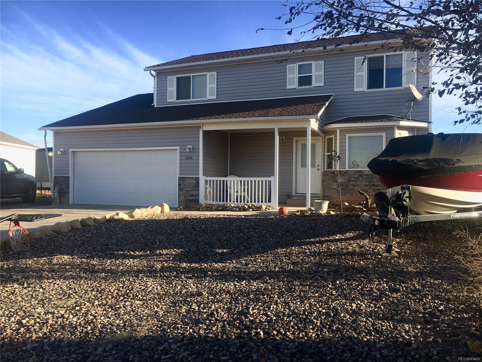 MLS# 2304195 - 1 - 1216  Solar Circle, Rangely, CO 81648