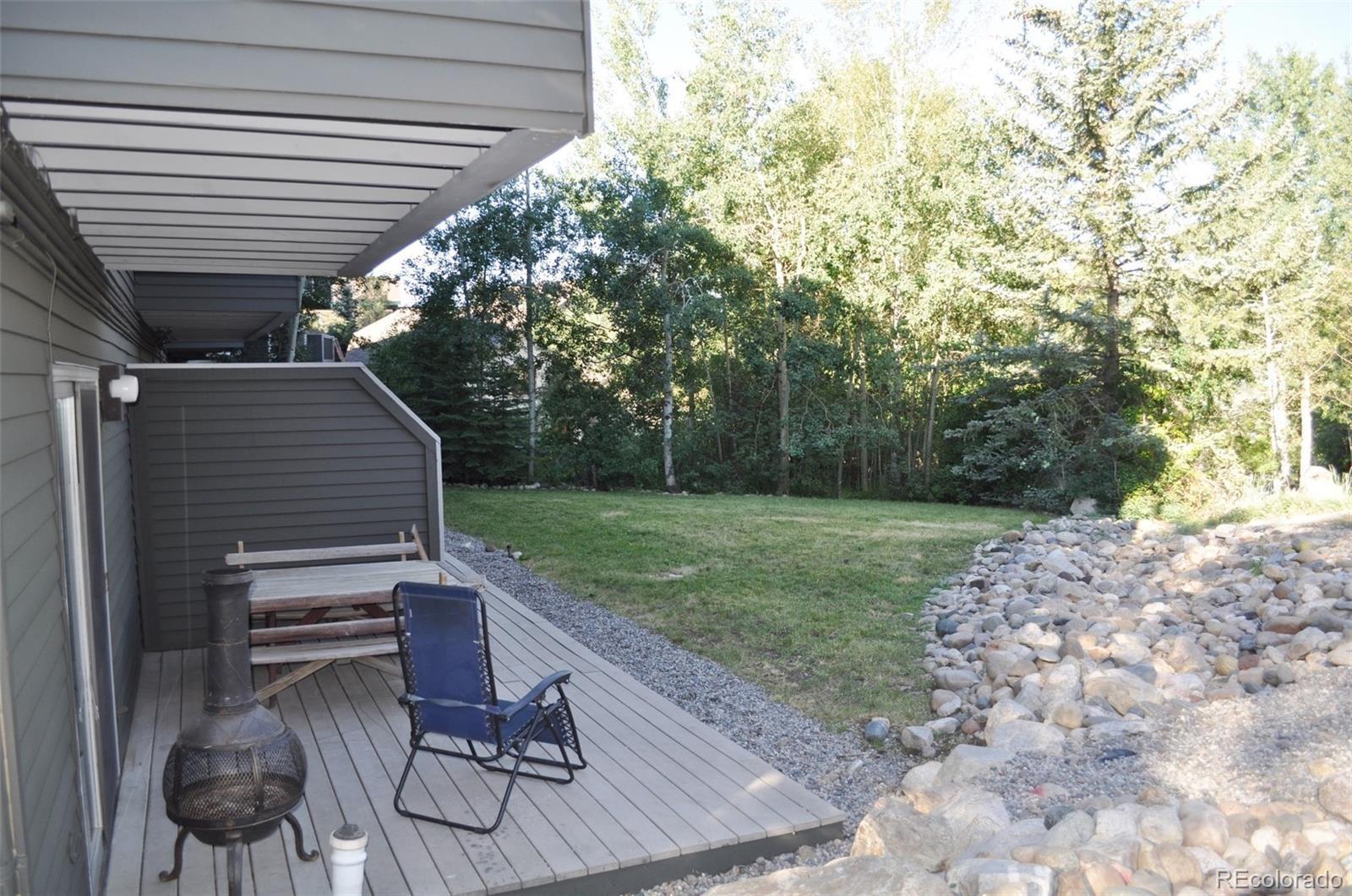 MLS# 2309963 - 30 - 1145 Overlook Drive #C1, Steamboat Springs, CO 80487