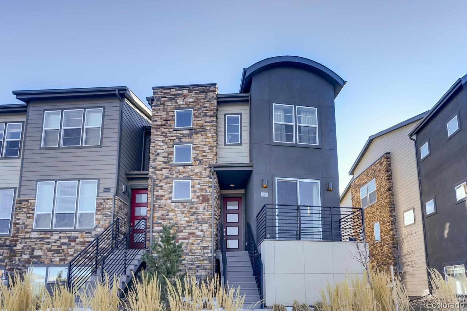 MLS# 2346773 - 1 - 2584  Meadows Boulevard, Castle Rock, CO 80109