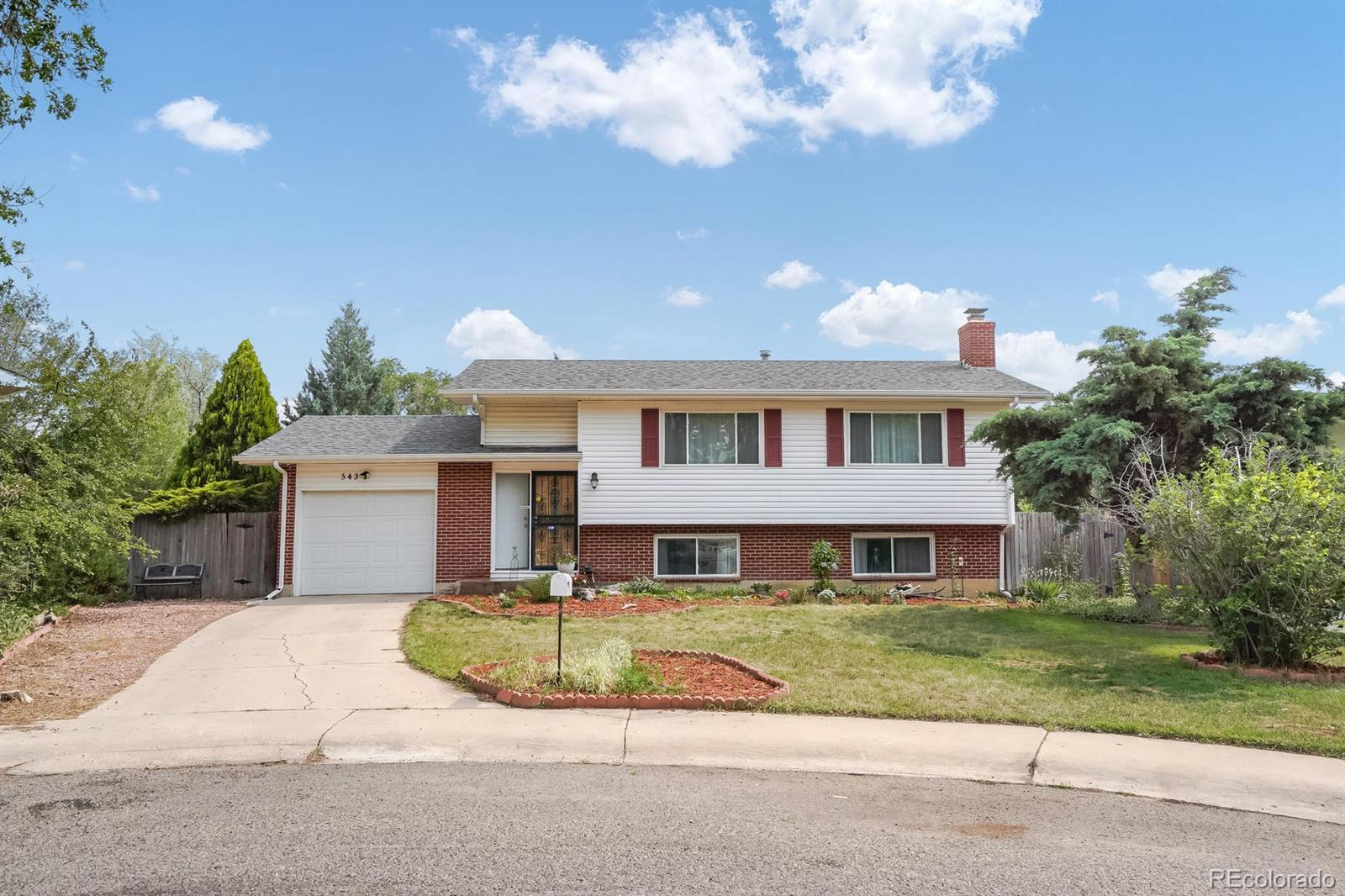 MLS# 2416147 - 2 - 543 Bickley Circle, Colorado Springs, CO 80911