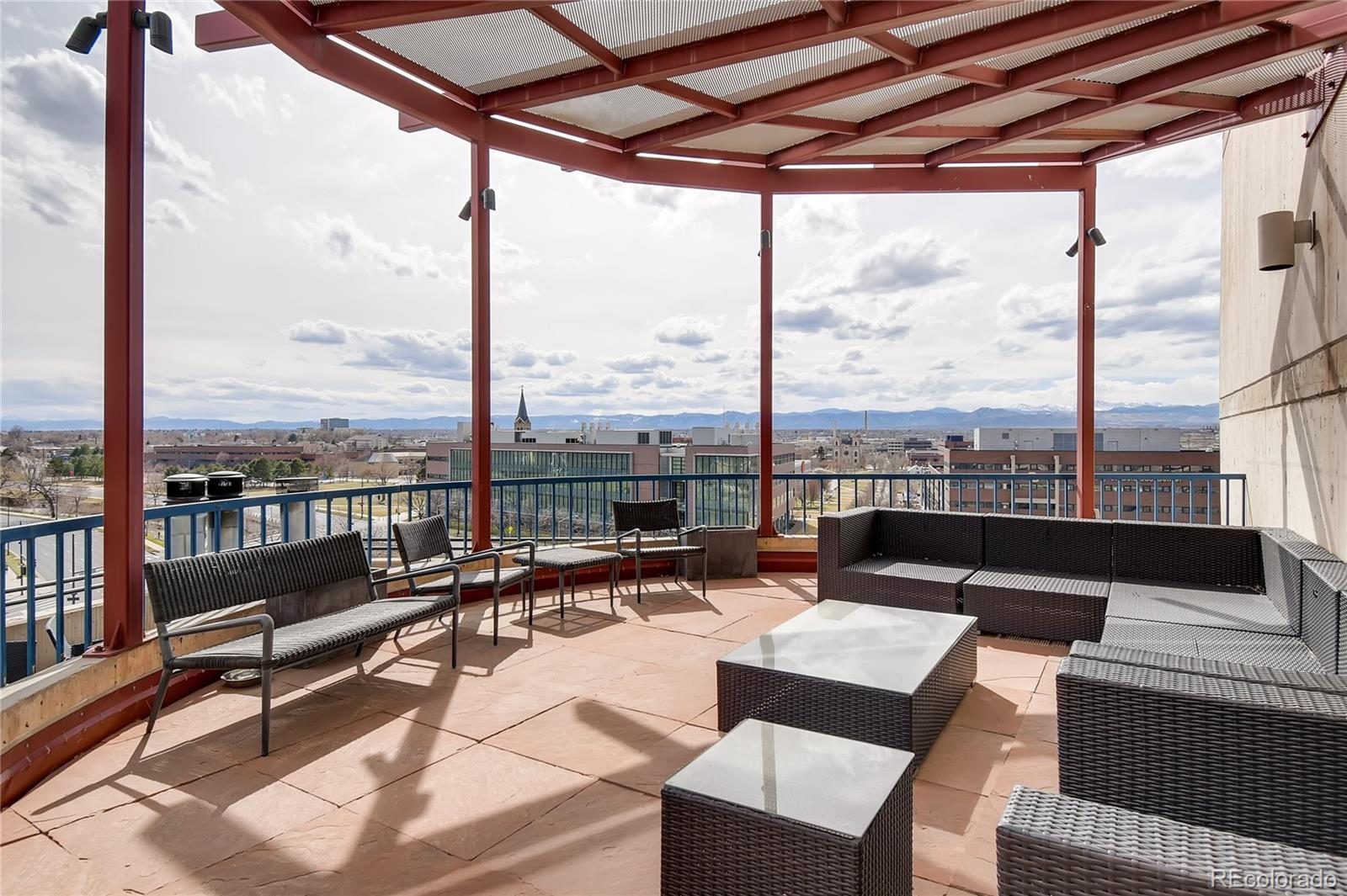 MLS# 2439003 - 17 - 1350 Lawrence Street #5A, Denver, CO 80204