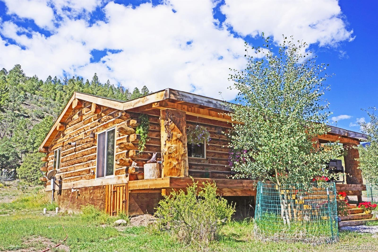 MLS# 2453864 - 36 - 49680 County Road Ll56 , Villa Grove, CO 81155