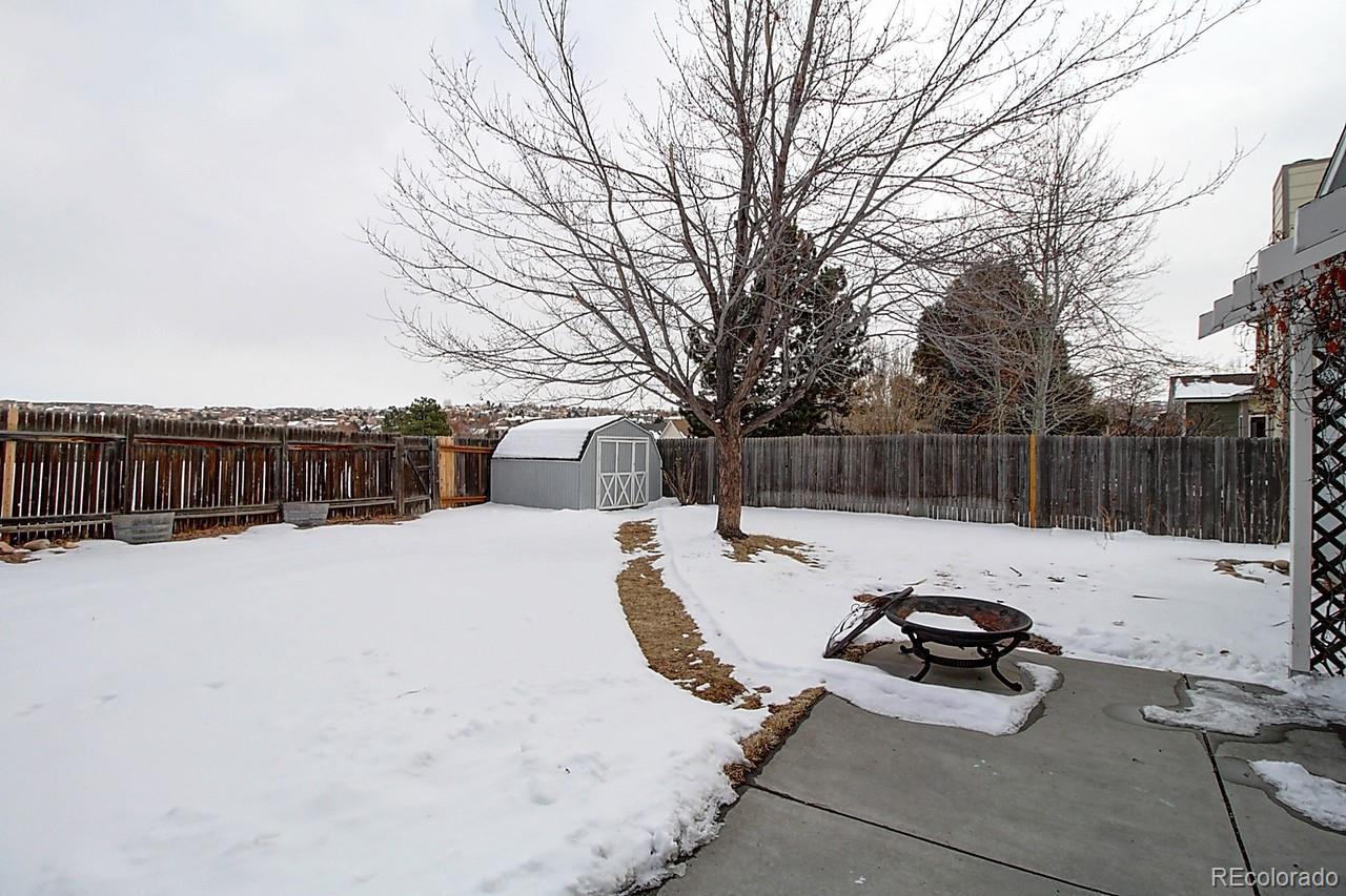 MLS# 2490534 - 32 - 4140 Bowsprit Lane, Colorado Springs, CO 80918