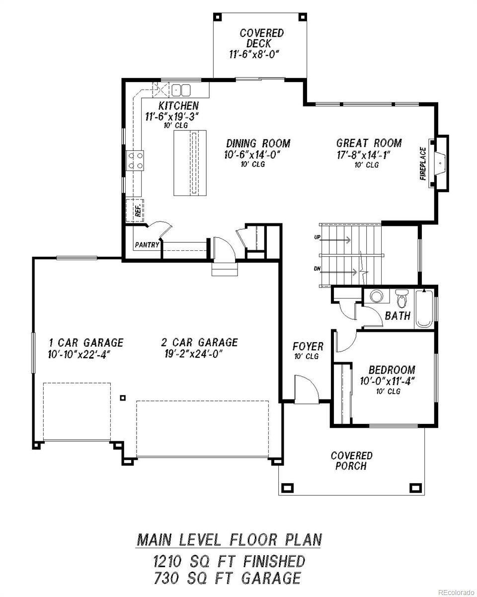MLS# 2546268 - 38 - 10035 Buck Gulch Court, Colorado Springs, CO 80924