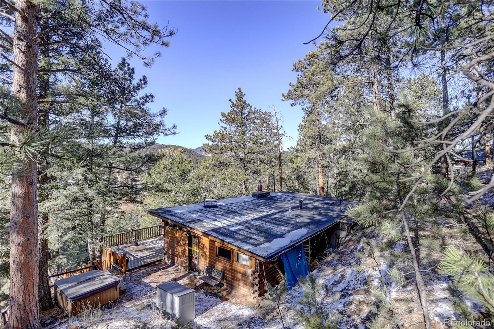 MLS# 2586676 - 22 - 5076 Camel Heights Road, Evergreen, CO 80439