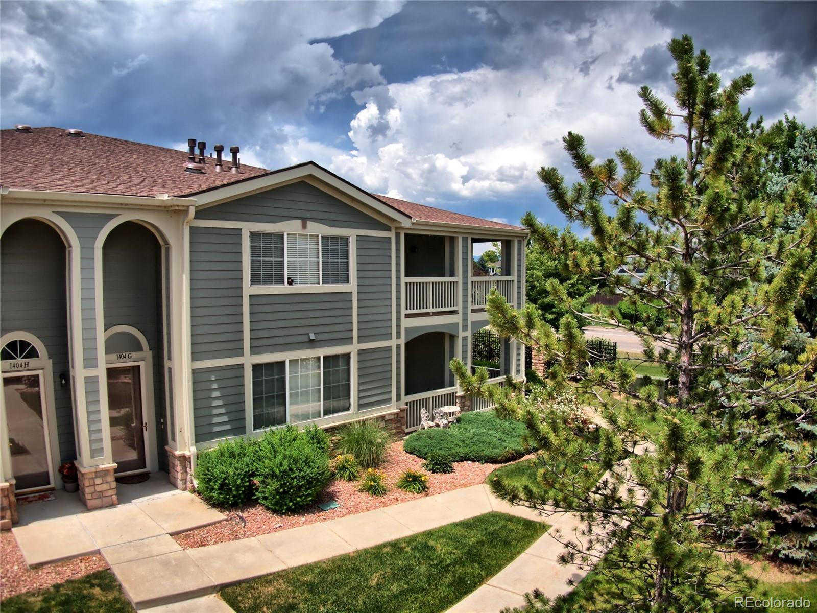 MLS# 2589800 - 1404 Whitehall Drive #17G, Longmont, CO 80504