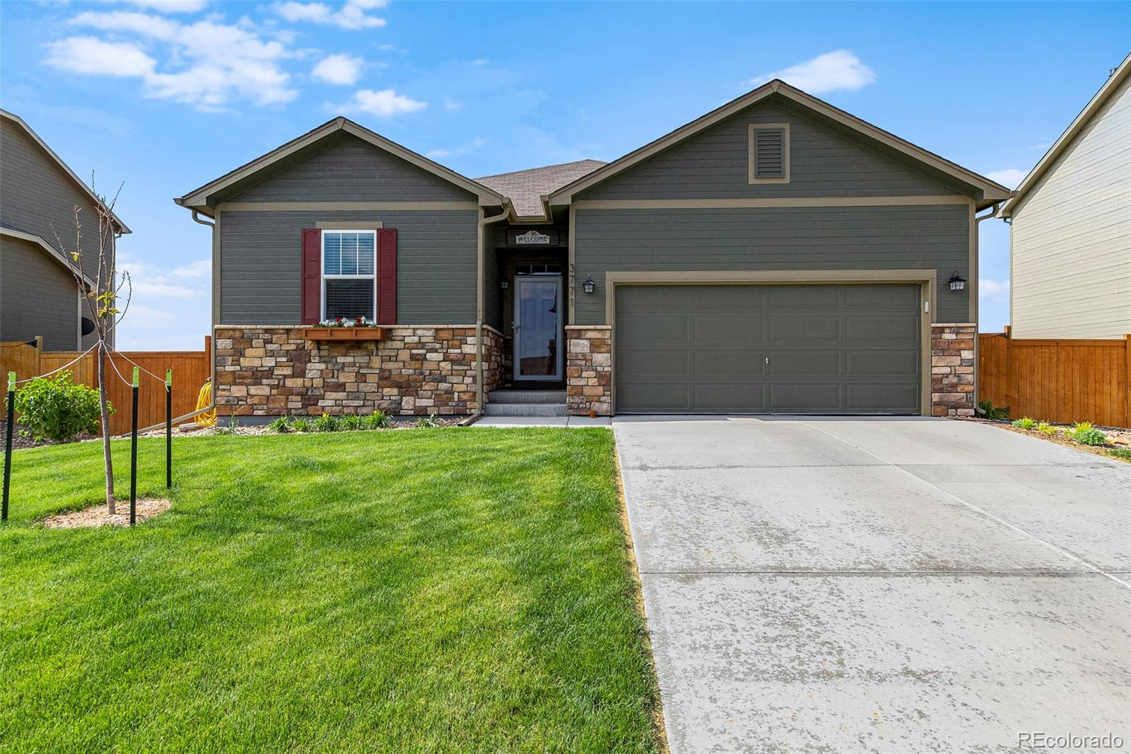 MLS# 2622320 - 38 - 3771 Torch Lily Street, Wellington, CO 80549
