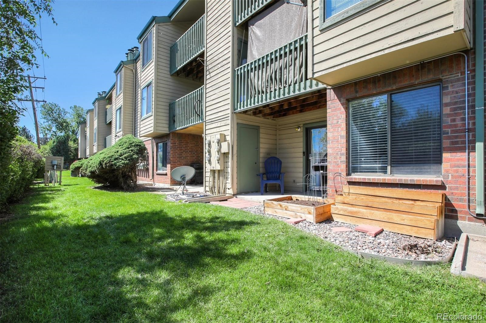 MLS# 2672185 - 23 - 3558 S Depew Street #101, Lakewood, CO 80235