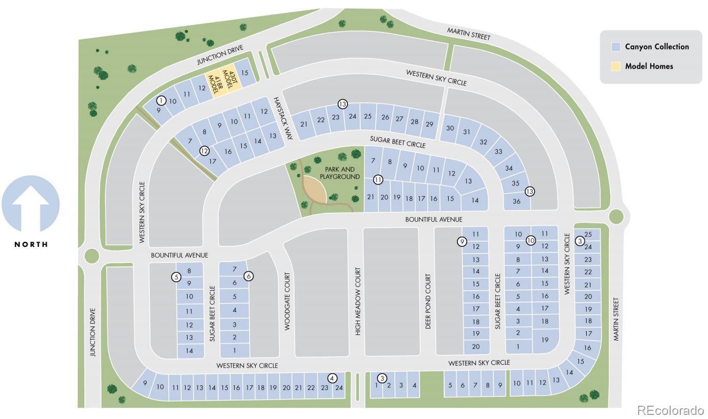 MLS# 2695348 - 4 - 1041 Sugar Beet Circle, Longmont, CO 80501