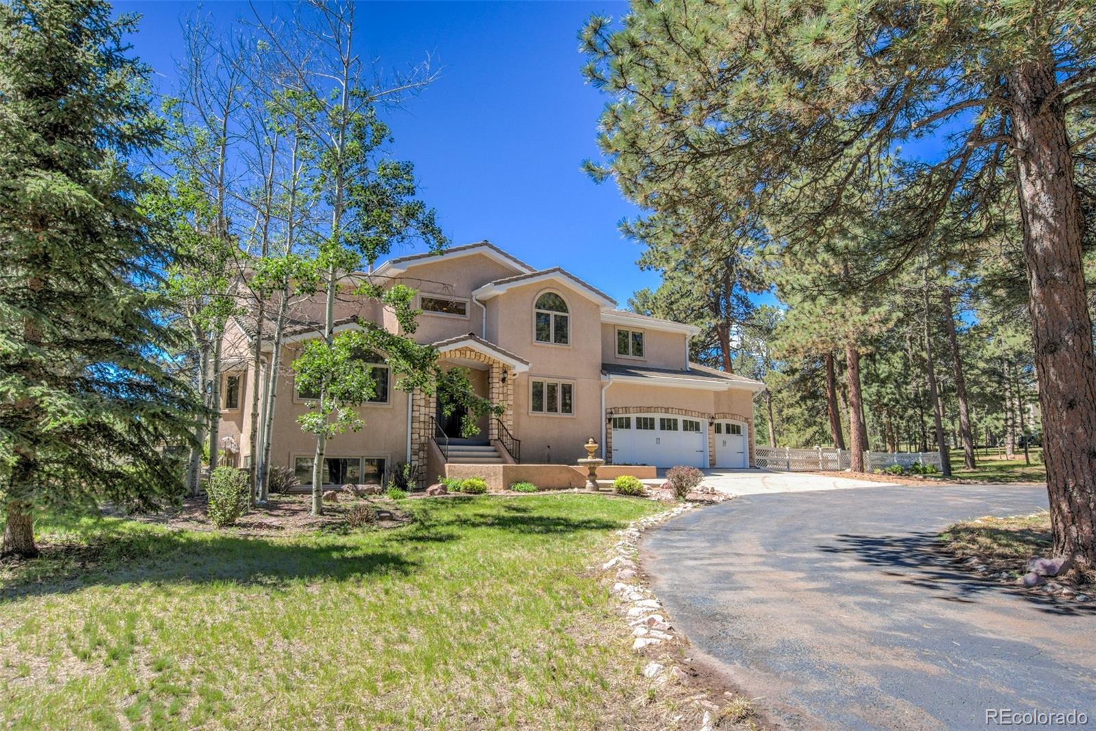 MLS# 2707350 - 3 - 17310 Charter Pines , Colorado Springs, CO 80132