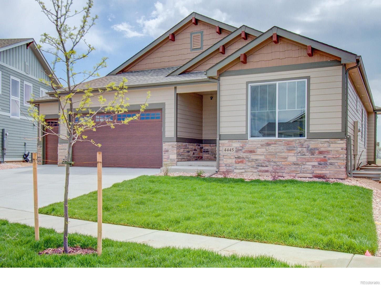 MLS# 2757983 - 2 - 4445 Huntsman Drive, Fort Collins, CO 80524