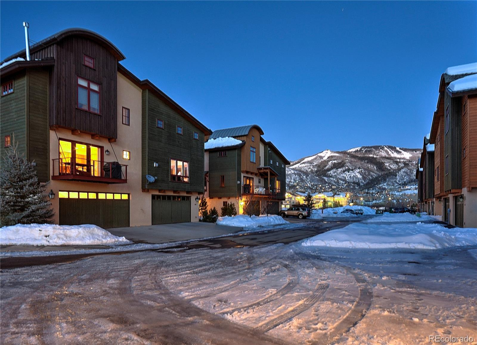 MLS# 2771985 - 19 - 849 Majestic Circle #22, Steamboat Springs, CO 80487
