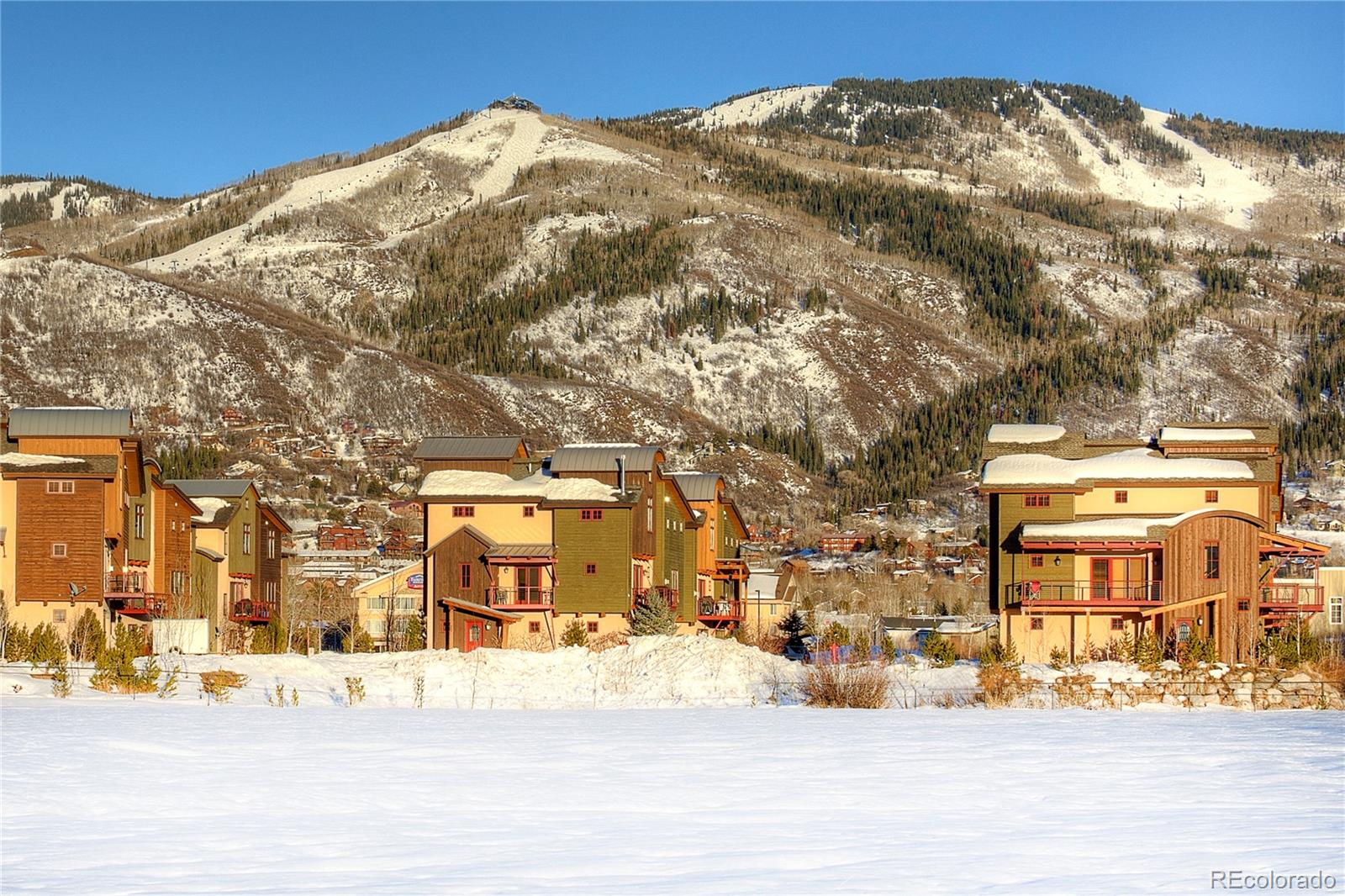 MLS# 2771985 - 22 - 849 Majestic Circle #22, Steamboat Springs, CO 80487